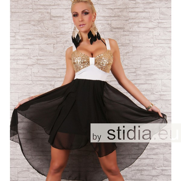 Glamourose kleider c&a