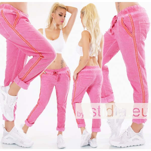 SEXY HOSE ITALY JOGPANTS PINK